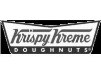 Krispy Kreme inside